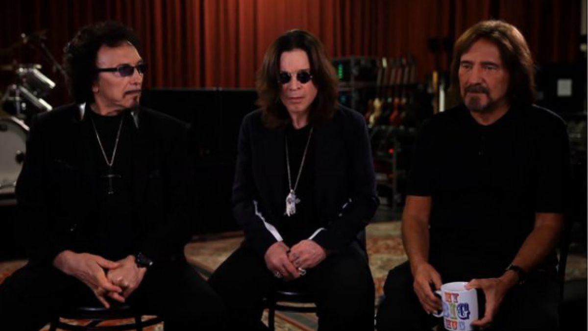 Black Sabbath entrega adelanto de su próximo DVD en vivo