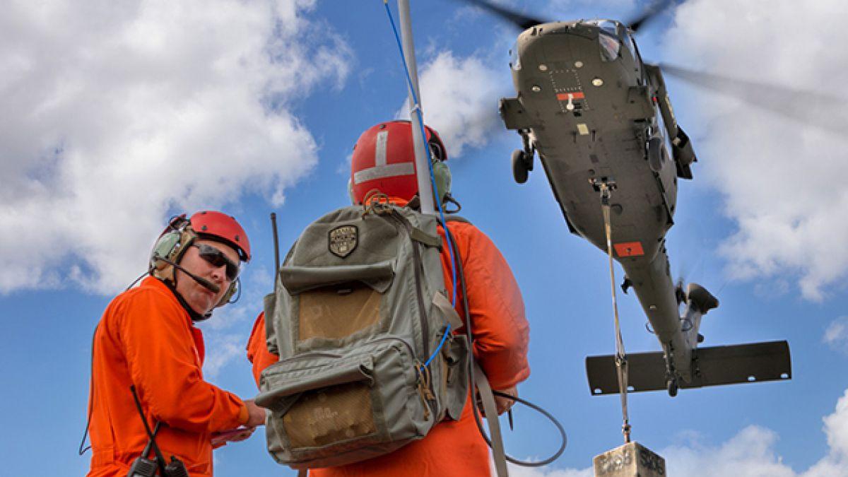 VIDEO: El helicóptero estrella de la armada norteamericana volará sin piloto