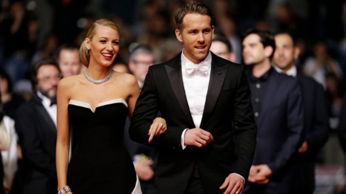 Blake Lively y Ryan Reynolds esperan a su primer hijo