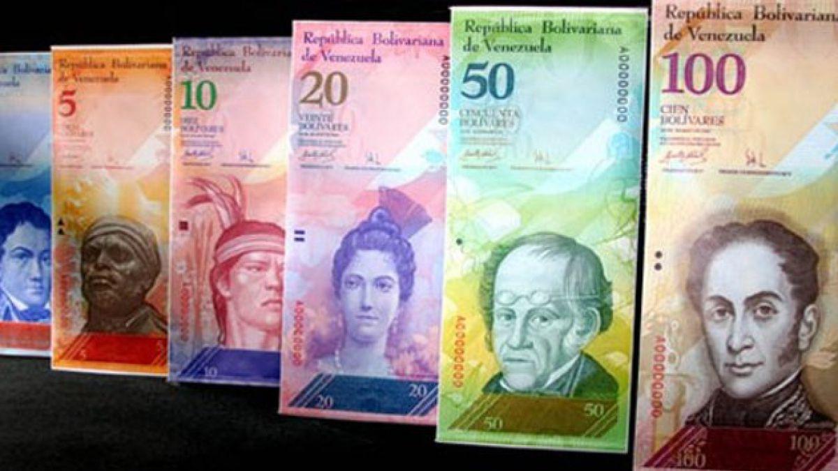 Venezuela devalúa el bolivar en 46,5%