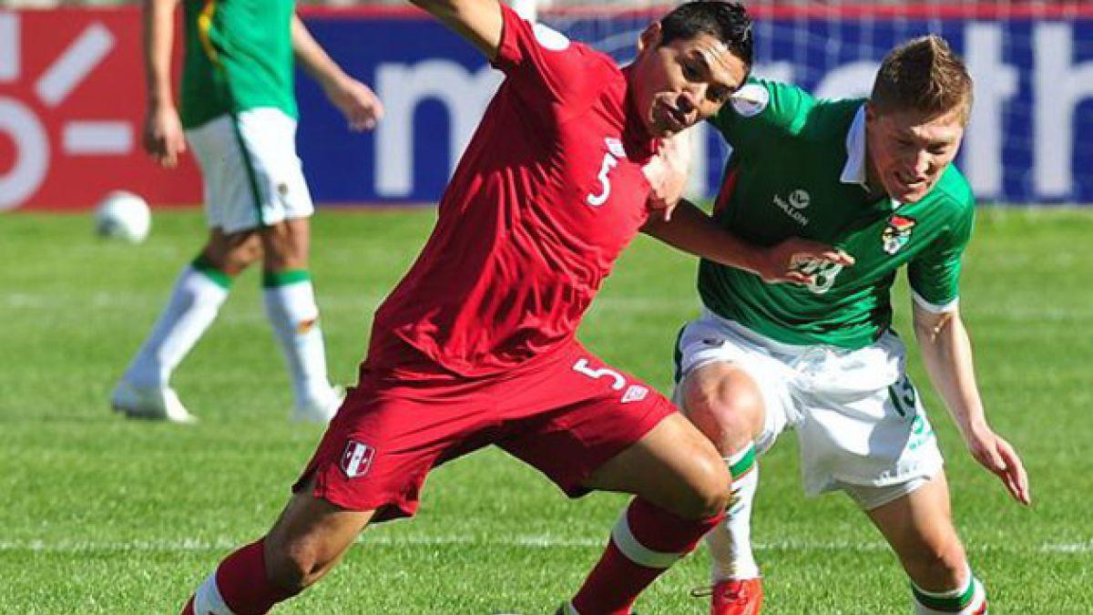 [Eliminatorias] Bolivia y Perú igualaron en La Paz