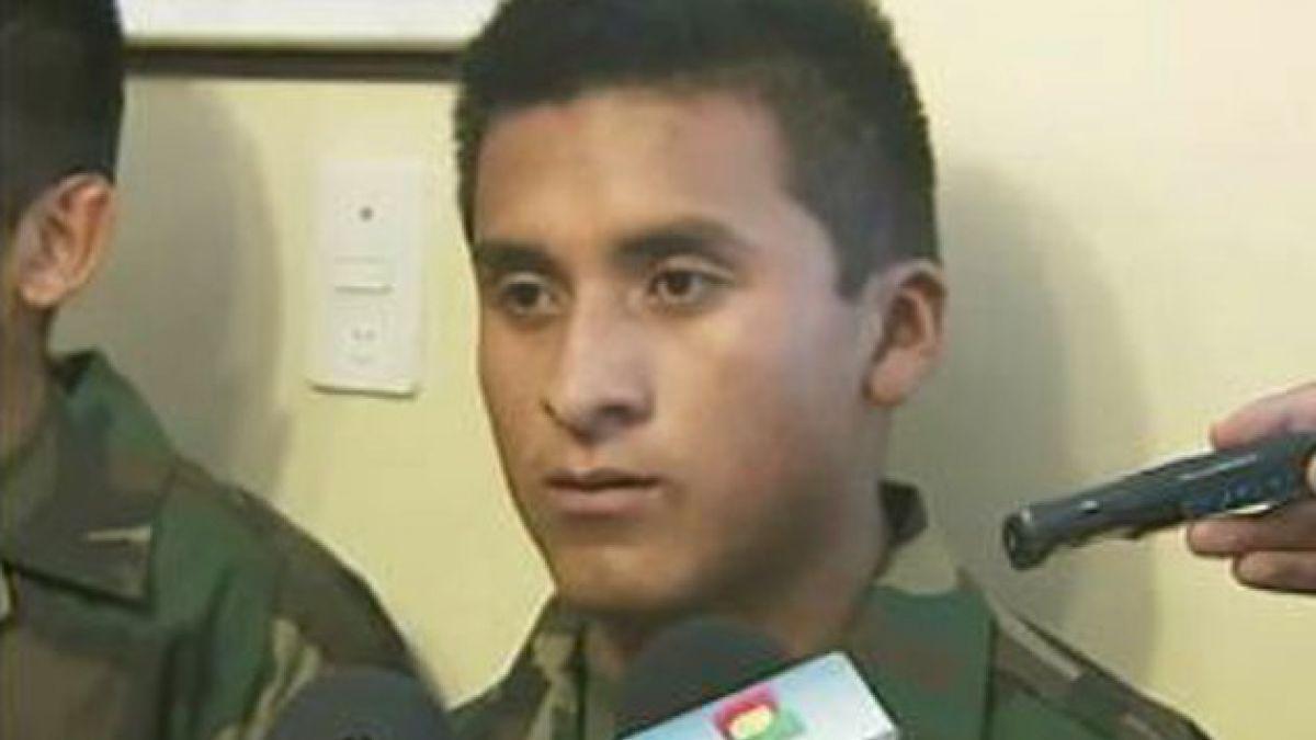 Gobierno boliviano confía en la expulsión de soldados detenidos