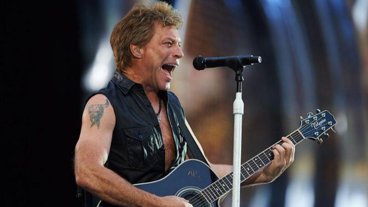 Confirman show de Bon Jovi en Chile para septiembre