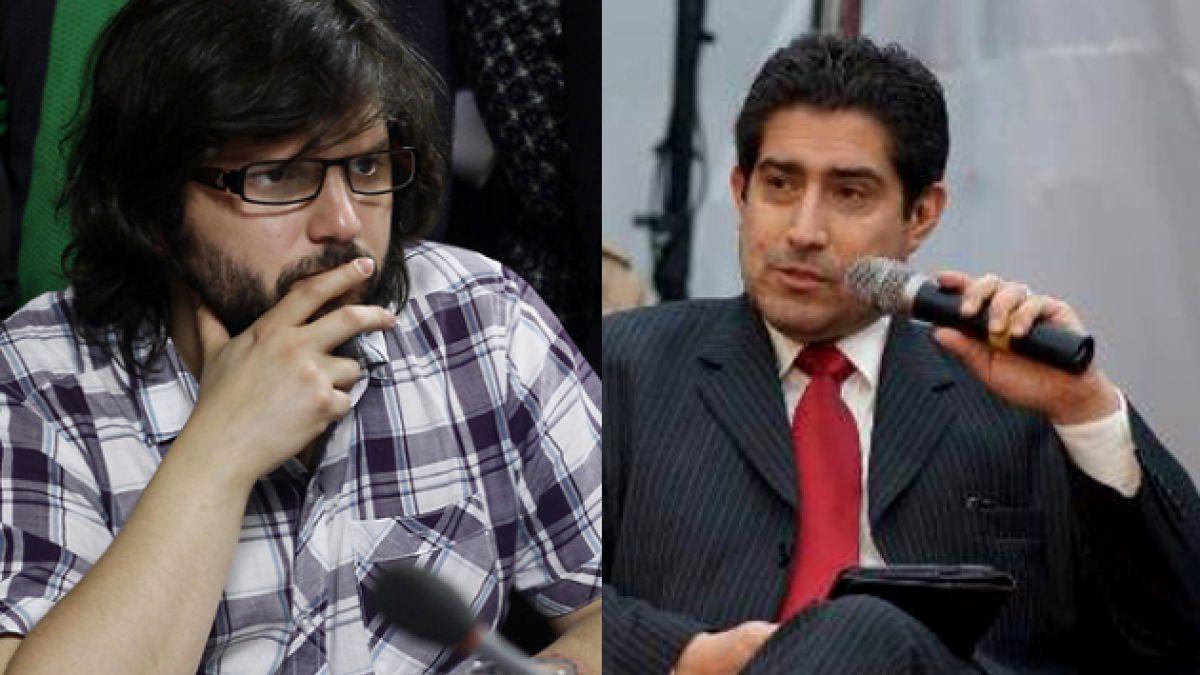La dura disputa por Twitter entre Patricio Navia y Gabriel Boric por comentario sobre educación y ví