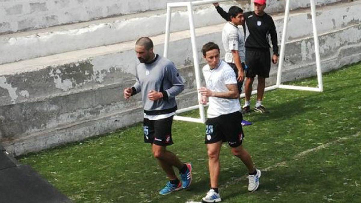 Boris Rieloff regresa a los entrenamientos en Deportes Iquique tras fallecimiento de su hija