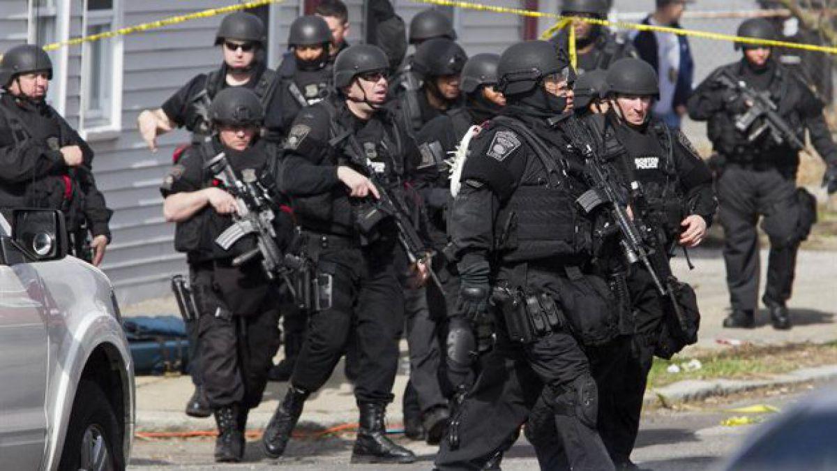 """Chilena residente en Boston: """"Es como una ciudad sitiada"""""""