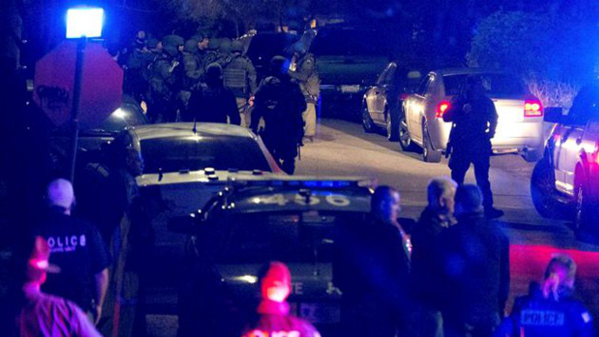 Boston: Sospechoso detenido se encuentra en estado grave