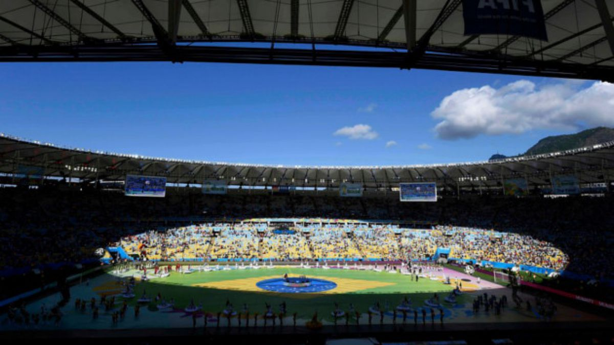 FIFA revela desconocidas cifras que dejó el Mundial de Brasil 2014
