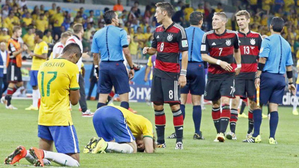 Brasil quiere la revancha contra Alemania para exorcizar el 7-1 del Mundial