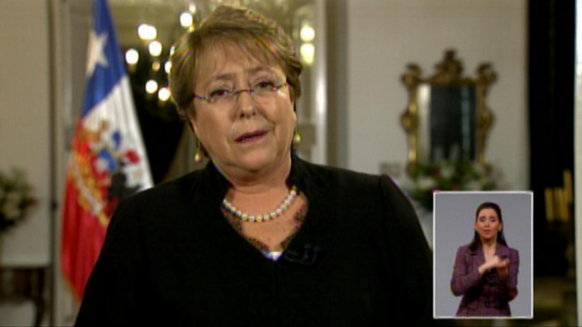 La reforma tributaria según la Presidenta Bachelet