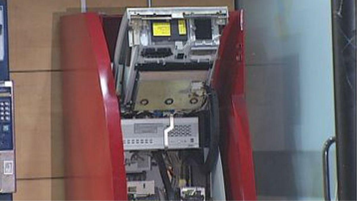 Indagan robos de dinero desde cajeros automáticos en comuna de La Florida
