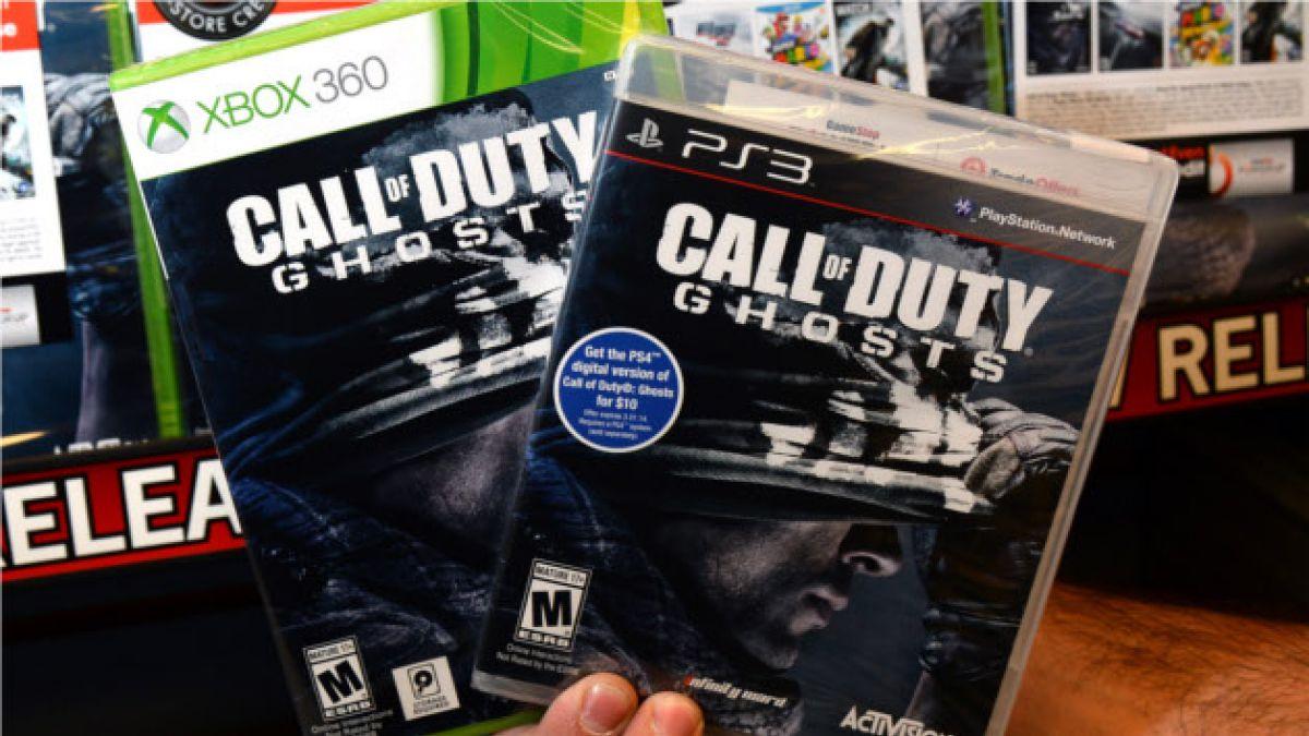 Call of Duty recauda USD 1.000 millones en primer día de ventas