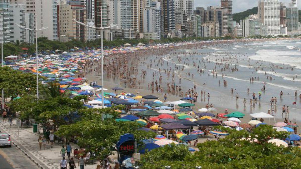 Turista chilena muere en playa brasileña de Camboriú