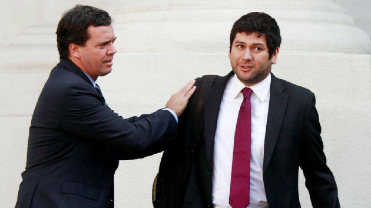 Camilo Ballesteros debuta como director de la División de Organizaciones Sociales del Gobierno