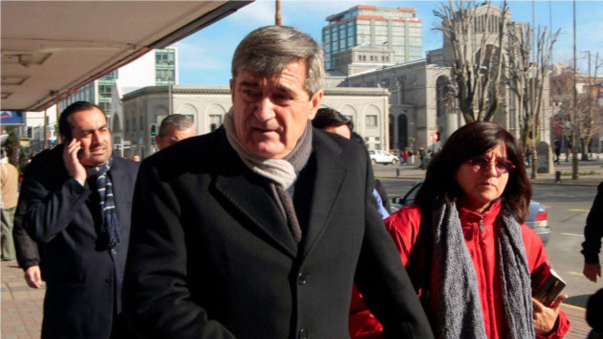 Escalona confirma candidatura a senador por Octava Región Costa