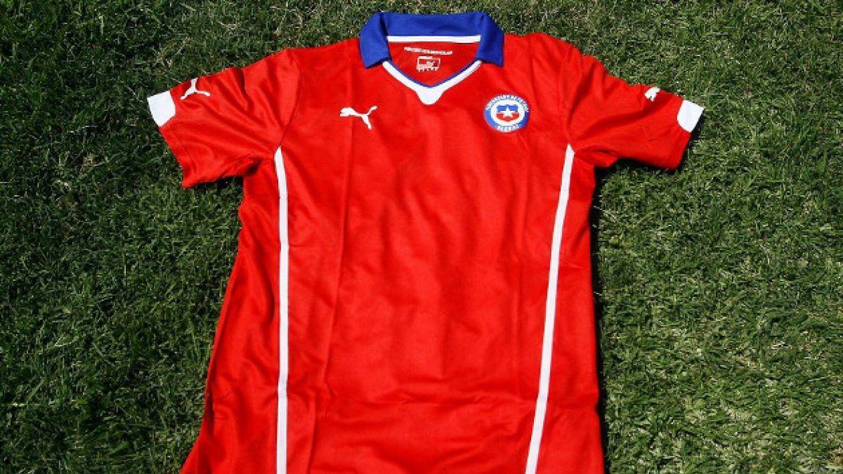¿Por qué ubican la camiseta de Chile entre las más feas Brasil 2014?