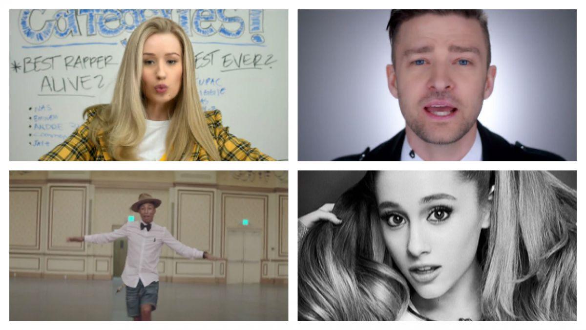 Las 10 canciones más exitosas del mundo esta semana