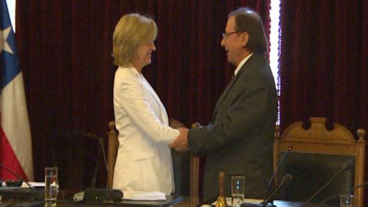 Encuesta Ipsos: Habría segunda vuelta entre Bachelet y Matthei