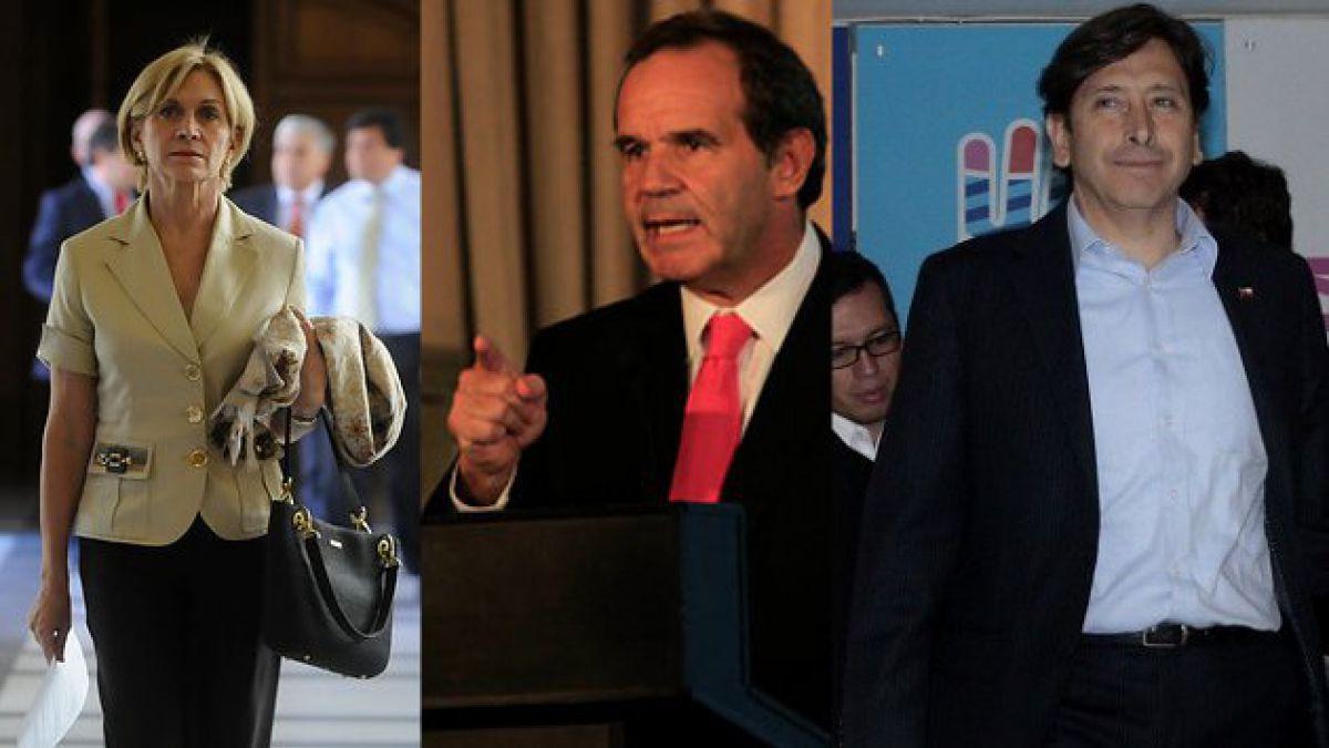 UDI y RN realizan reuniones para analizar nuevo escenario presidencial