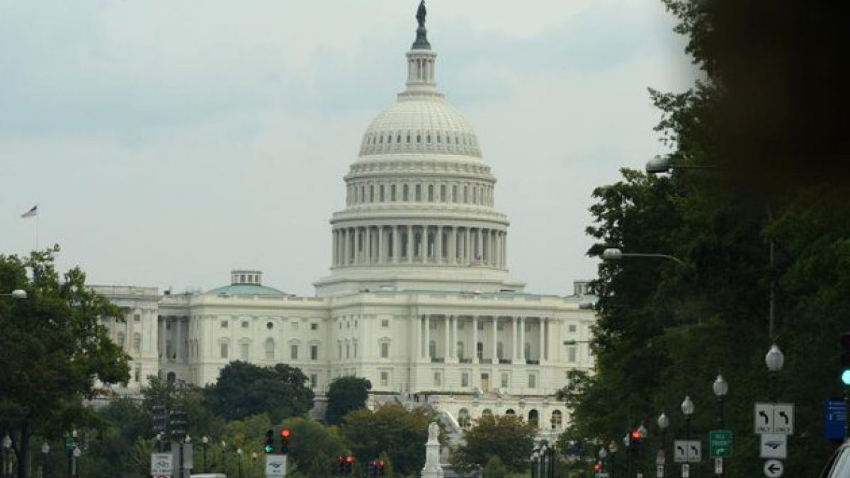 EE.UU.: Tiroteo en el Capitolio deja un policía herido
