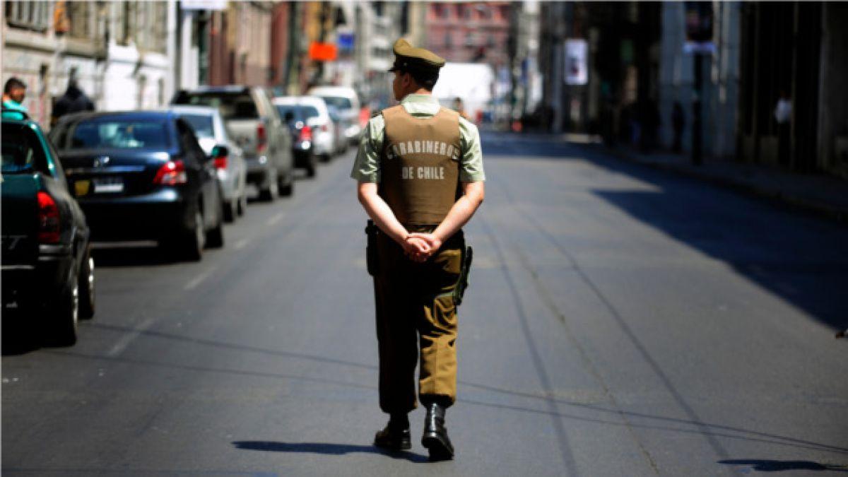 Dan de baja a carabinero en La Serena por cuestionada detención