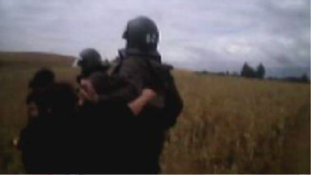 Carabinero detenido por hurto y que agredió a mapuche fue separado del servicio activo