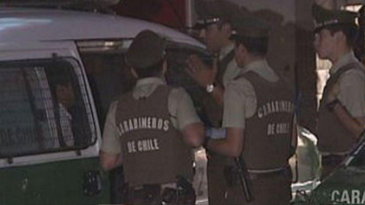 Carabineros busca madre que abandanó a 2 hijos en jardin infantil de Renca