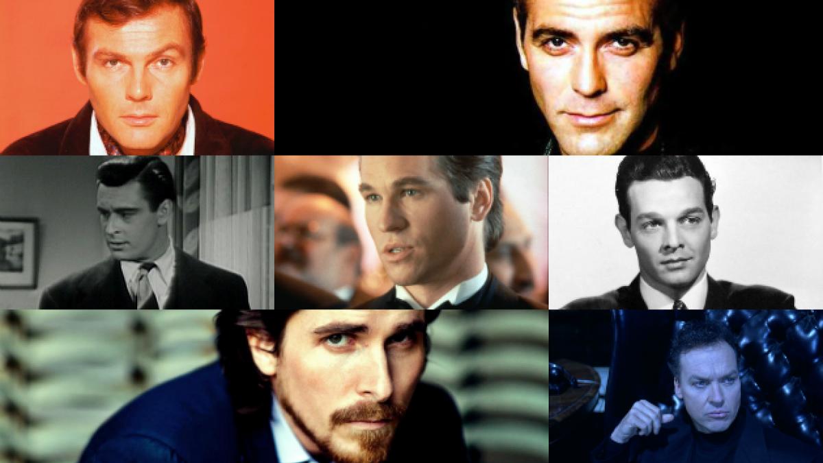 Las 7 caras que ha tenido Batman en cine y TV en sus 75 años de vida