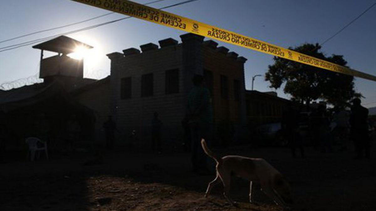 Incendio afecta nuevamente a cárcel de Honduras