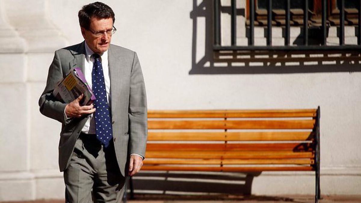 Carlos Larraín admite que entrega dinero a familia de hombre atropellado por su hijo