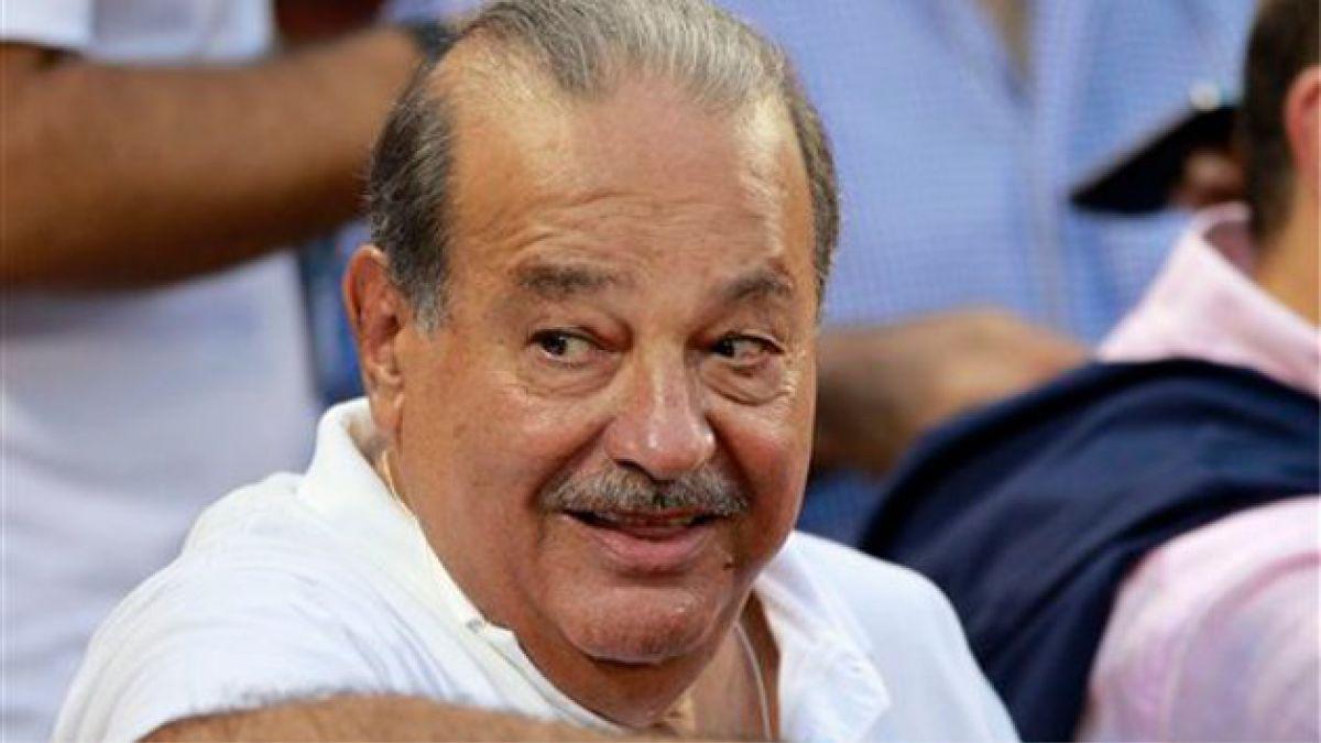 Forbes: Carlos Slim continúa siendo el hombre más rico del mundo