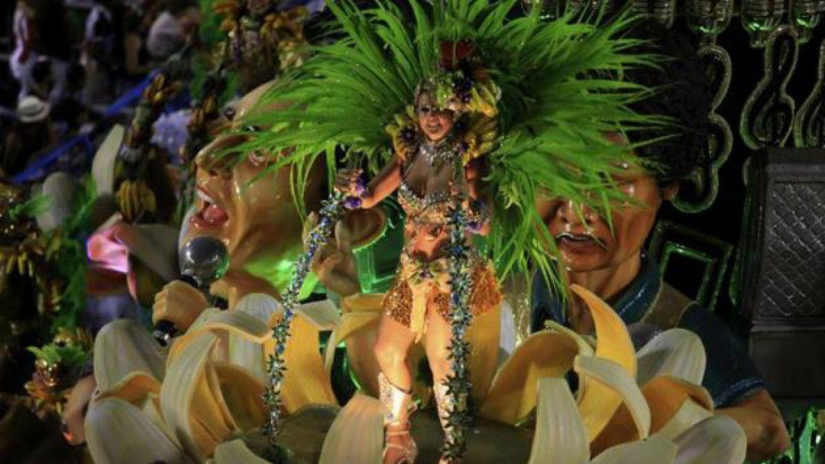 Las mejores fotos en Instagram del carnaval en Brasil
