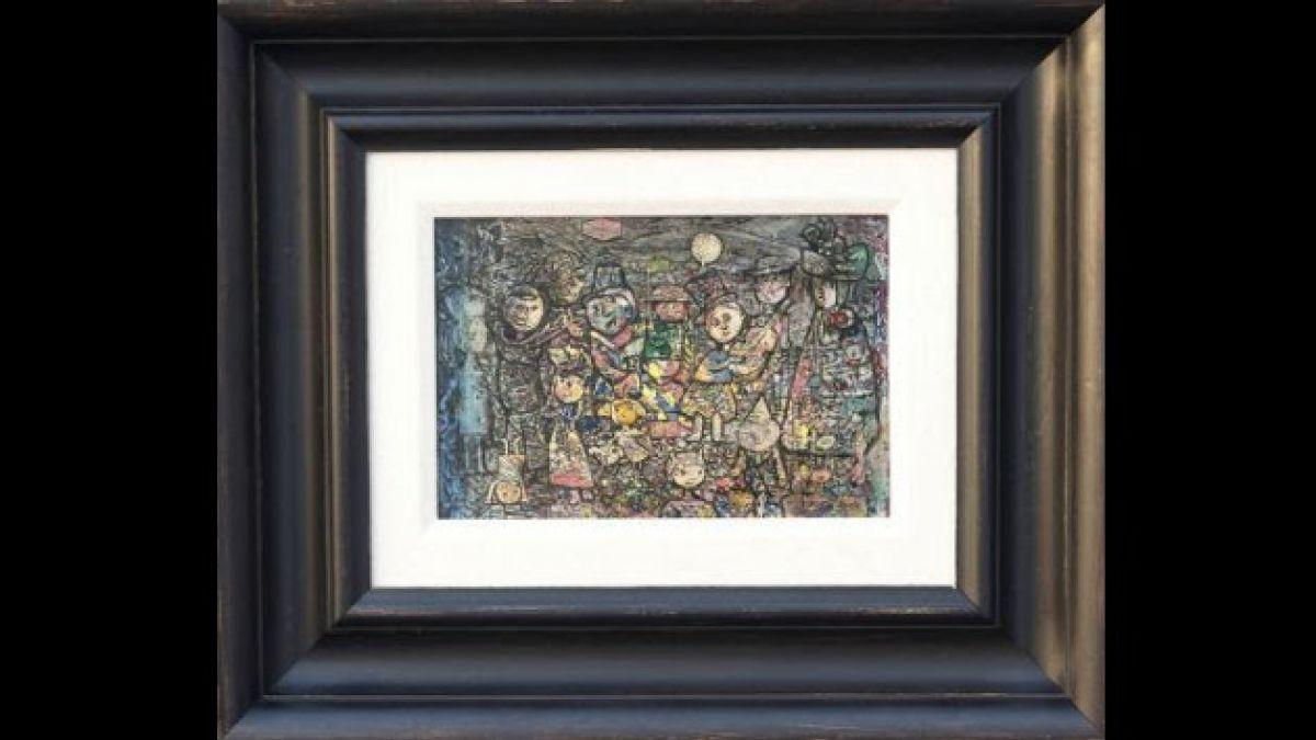Descubren pinturas cubanas robadas en Miami