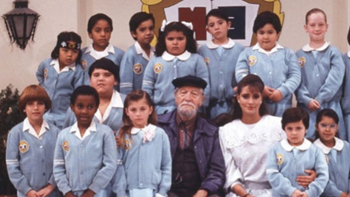 """Así es la vida de """"Cirilo"""" de """"Carrusel"""" a 25 años de la teleserie"""
