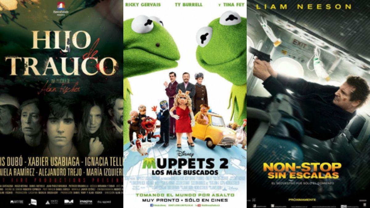 Mira qué películas se estrenan en los cines este jueves 27 de marzo