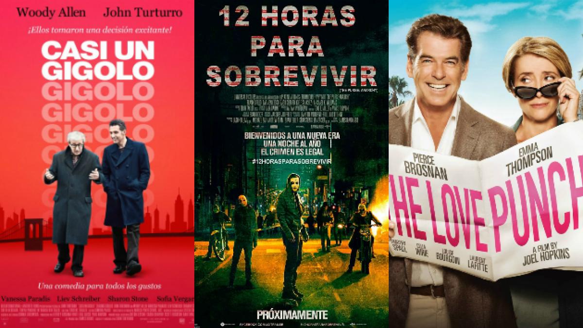 Cartelera: Las películas que se estrenan este 24 de julio