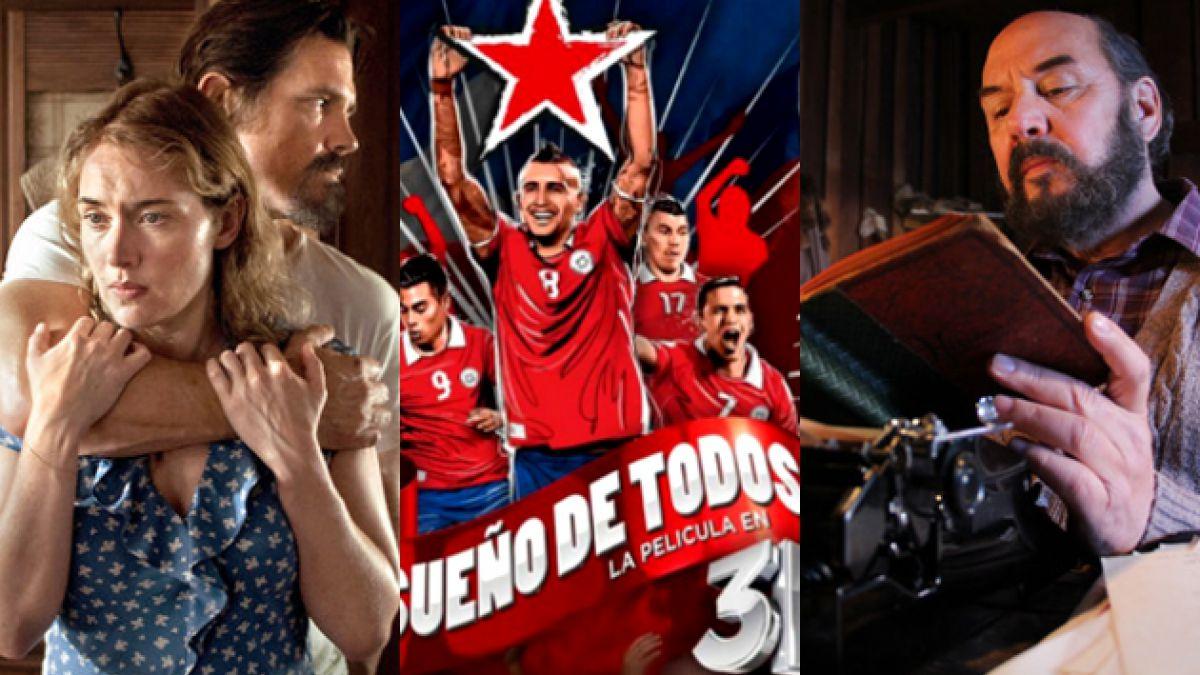 Cartelera: Las películas que llegan al cine este 17 de abril
