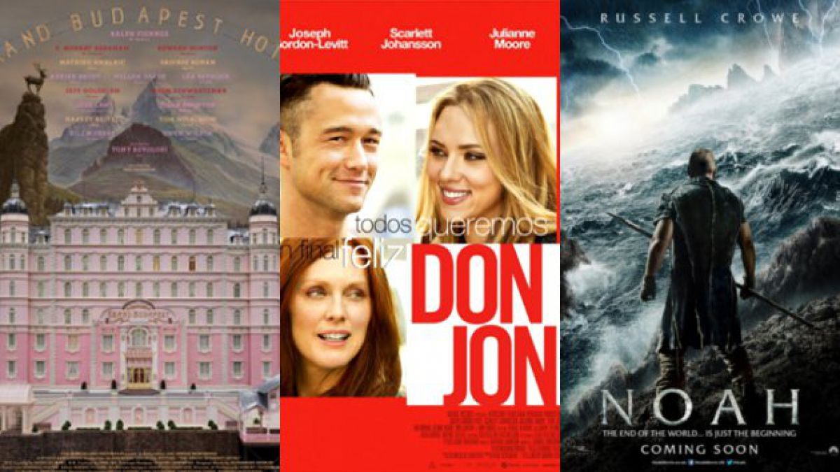 Los estrenos de cine de este jueves 3 de abril