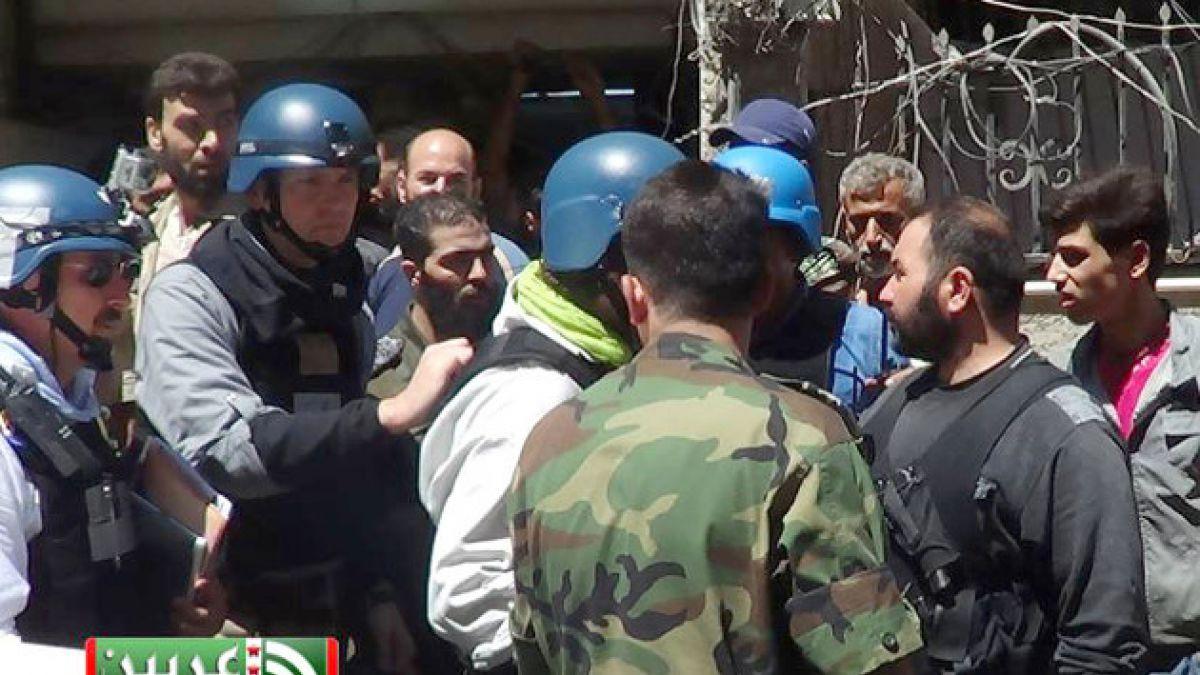 Siria: Liberan a 45 cascos azules de la ONU secuestrados hace 2 semanas