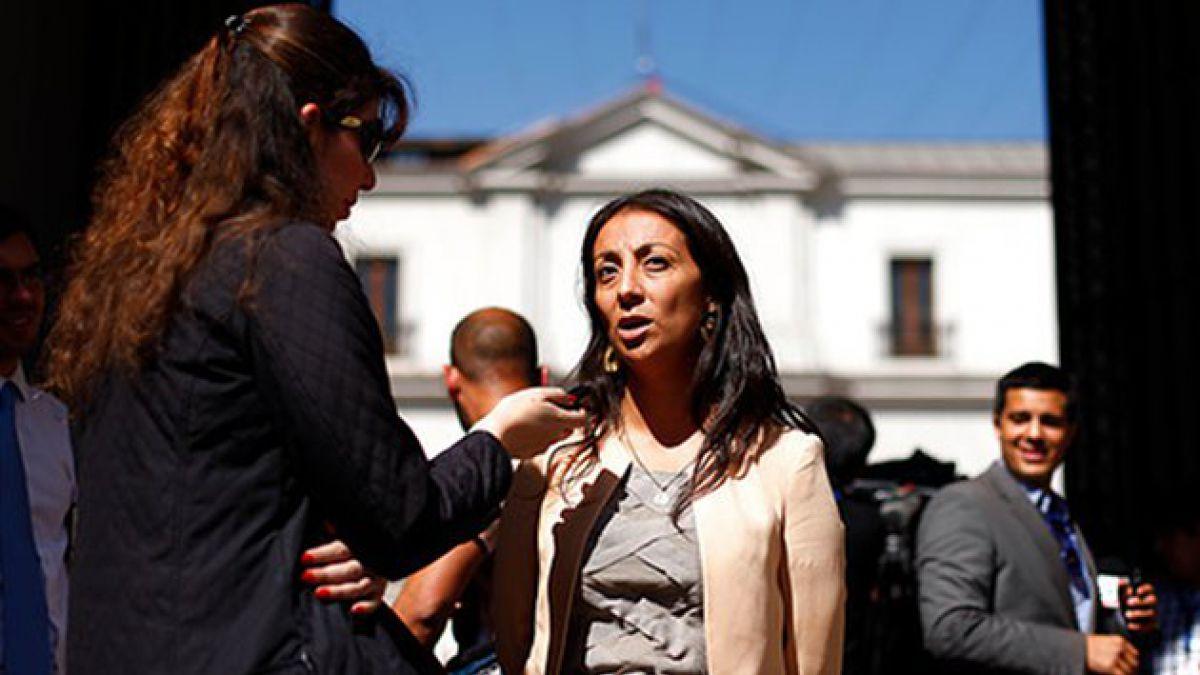 Ministra Pérez destaca perfeccionamiento a ley de primarias