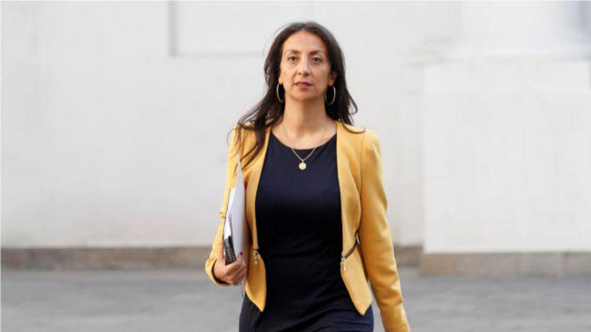 Vocera de Gobierno afirma que votará por Allamand en primarias