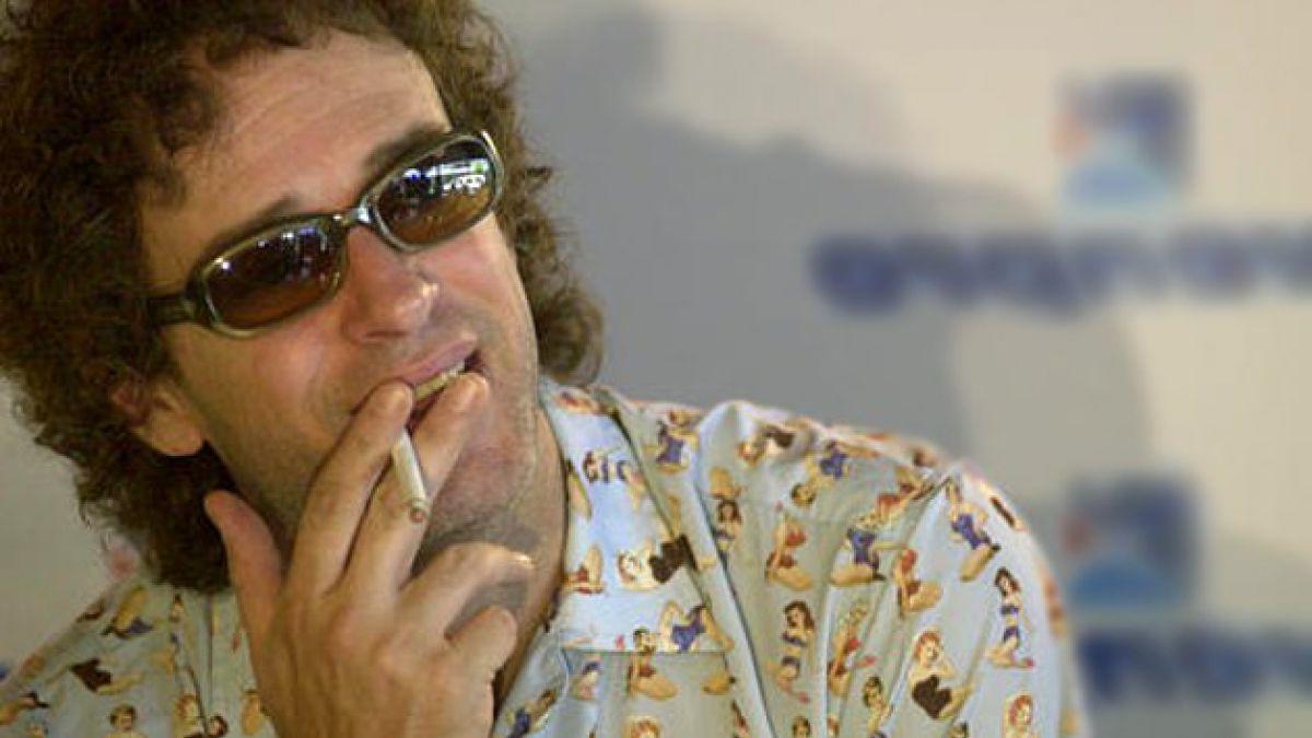 Revelan rutina diaria de Gustavo Cerati en hospital