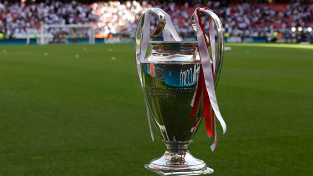 Éstos son los duelos de semifinales de la Champions League