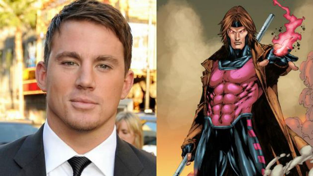 "X-Men: Confirman que Channing Tatum interpretará a ""Gambito"""
