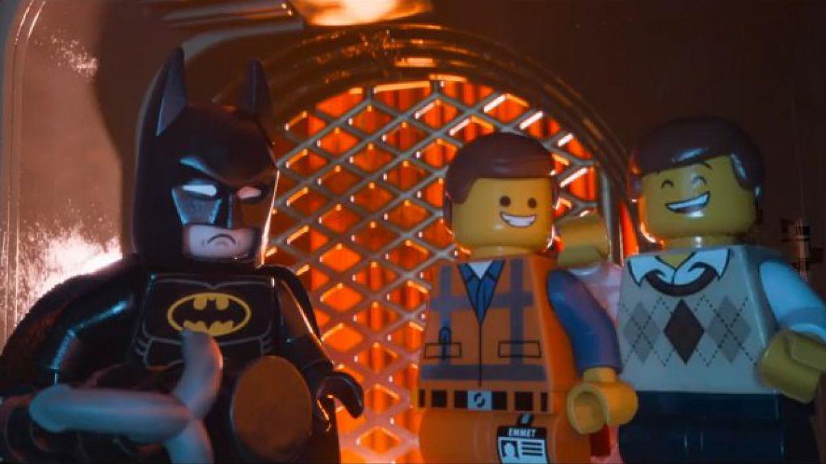 Estos son los divertidos chascarros de la película de Lego