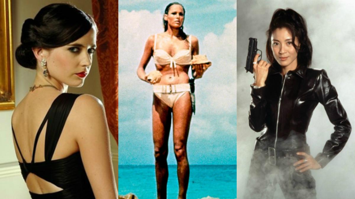 7 chicas Bond que han dejado huella en el cine