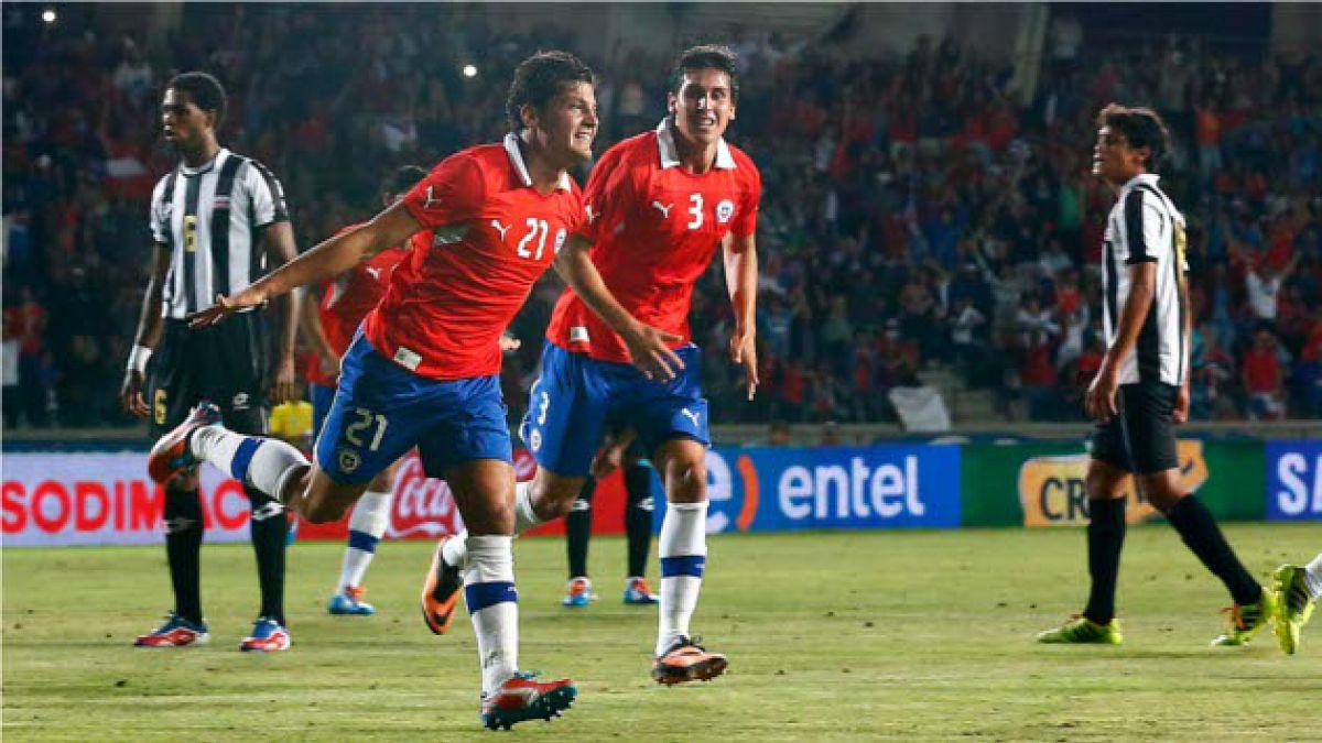 La Roja comienza el 2014 con goleada sobre Costa Rica