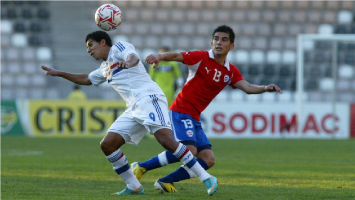 Chile ya está jugando su paso a cuartos de final