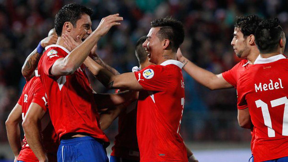Venezuela confirma amistoso ante Chile para el próximo 10 de noviembre