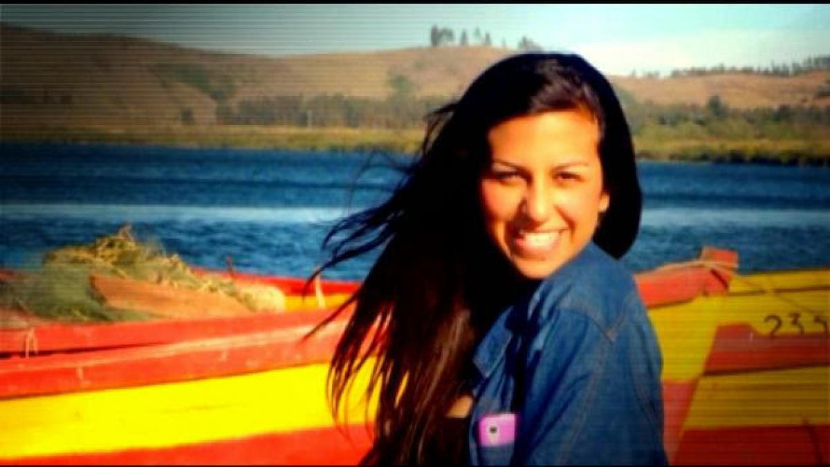 Prensa argentina difunde video que revela que estudiante chilena asesinada regresó sola a su departa